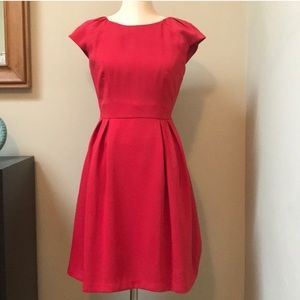 Loft Ann Taylor Short Sleeve Dress